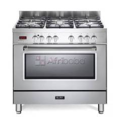 Elba stainless steel 90cm gas / electric cooker - 01/9s4ex937n