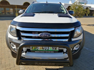 2013 ford ranger 3.2tdci double cab 4x4 wildtrak