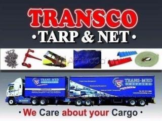 Quality tarpaulins and cargo nets for sale