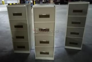 4-Drawer Filing Cabinets-Second-hand...200 Available
