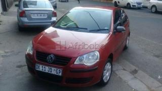 Good 2007 Volkswagen Polo 1.6 Trendline #1