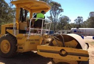 Grader machines training classes and andtlb