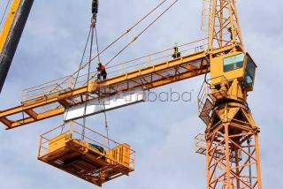 Forklift, dumptruck 777 & adt, mobile, tower cranes and other machines