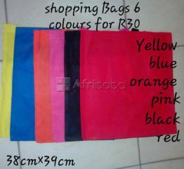 Multi-Colour Shopping Bags