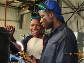 Friendly price for training in welding training
