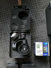 Dji inspire 2 with zenmuse x5s camera drone & extra accessories, car c