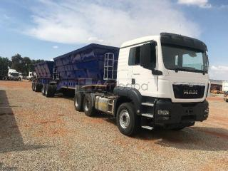 tons side trucks for rent/hire #1