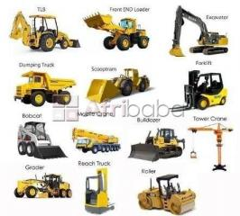 excavator,dump truck,drill rigg training center