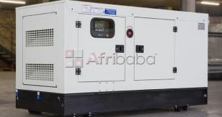 Faw 23kva silent 3-phase- diesel a.t.s generator.