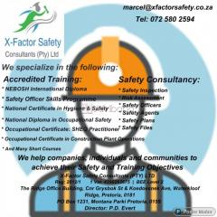 X-factor safety consultants pty (ltd)