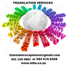 Translation Services in Cape Town