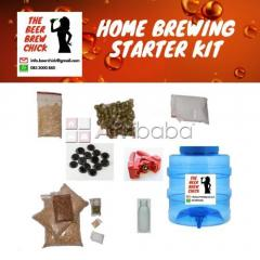 Brewing equipment and ingredient kits