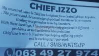 chief izzo