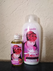 keep that baby face looks,use angella beauty linghining creams produc
