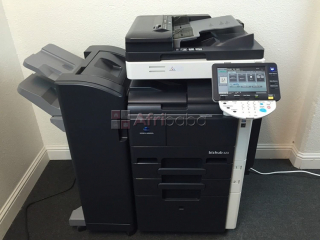 Konica minolta bizhub 423 copier and printer #1