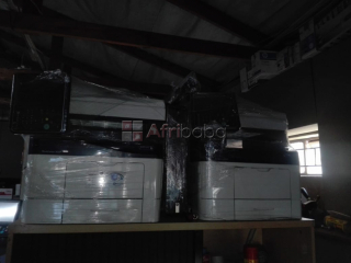 Xerox 3655 copier and printer