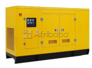 Perkins 15kva silent three phase diesel generator