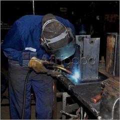 Accredited welding training college(all kinds of welding)