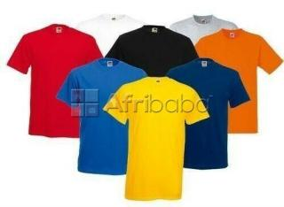 Plain T-shirts from R28 Each, Stringer Vests, Hoodies, Banners, Websit