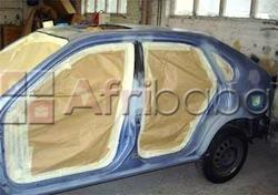 Peter mobile auto body panel beating and spray painting