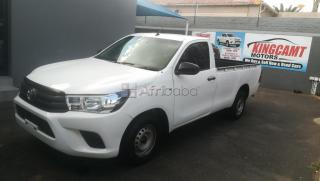 2017 toyota hilux 2.4 gd6 single cab