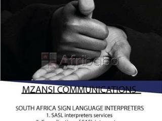 Online sign interpreting services | western cape