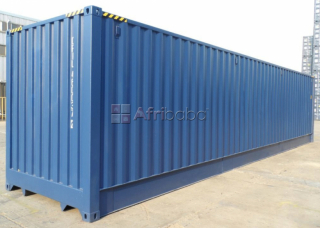 12-meter (40 foot) storage containers