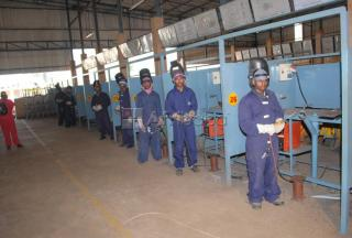On-point skills operators - welding courses in durban