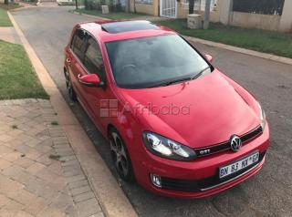 Excellent 2010 VW Golf 2.0 GTi AVAILABLE