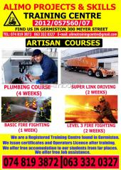 Boiler makers courses  and all welding machines trainings