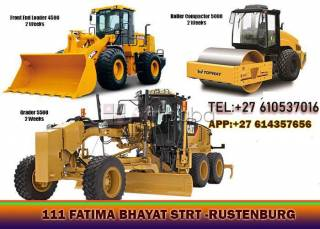 Bulldozer,ForkliftOHS,TLB,front End loader Traning center