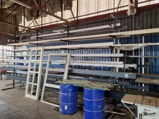 Aluminum and glass plant for sale - was discounted