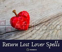 Powerful Lost love spells caster