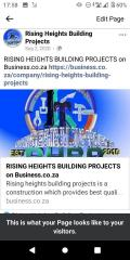 Building  construction  and renovations