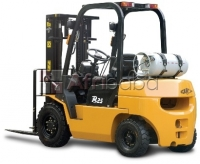 Excellent forklift , bulldozer & grader training at botswana