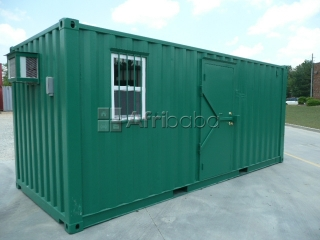 6 Meter (20foot) Workshop Containers