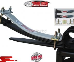 Ford bantam - leaf spring suspension upgrade