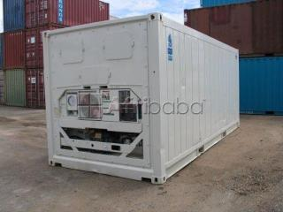 6-Meter (20foot) High Cube Refrigerated Container