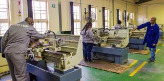 Fitting and turning training course in rustenburg