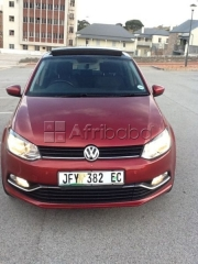 Good 2015 vw polo tsi available for sale.