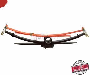 Gwm steed pick up - leaf spring suspension upgrade