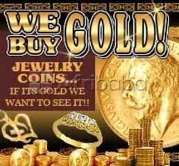 We Buy Gold In Any Condition