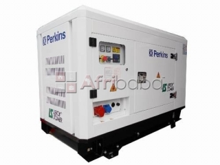 Perkins 10kva silent single phase ats diesel generator