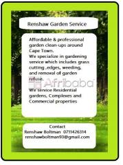 Affordable & professional garden clean-ups