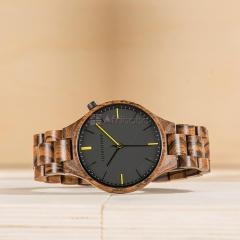 Wooden Watches for Women in South Africa by WoodishSA