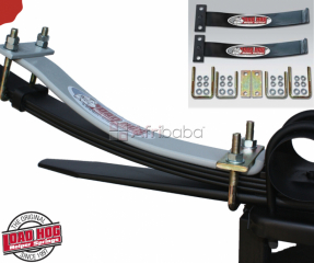Hyundai h100 and hyundai h1 - leaf spring suspension upgrade
