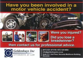 Geldenhuys Inc - Road Accident Fund Claim Specialists