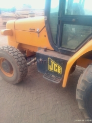 Rough Terrain trucks mantou, forklift and TLB