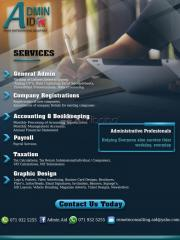Admin Aid - Your Outsourcing Solution