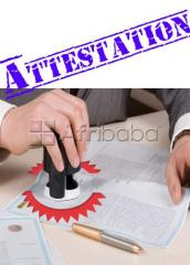 Attestation services | kwazulu-natal